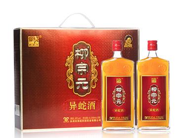 500ML 异蛇酒礼盒